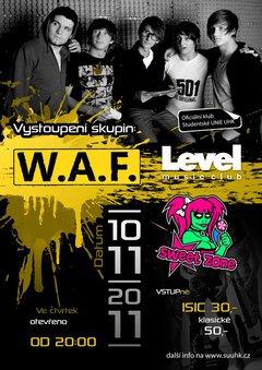Profilový obrázek W.A.F. + SWEET ZONE akustik