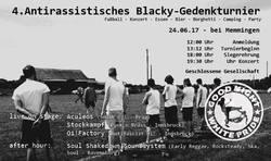 Profilový obrázek 4. Antirassistisches Blacky-Gedenktunier