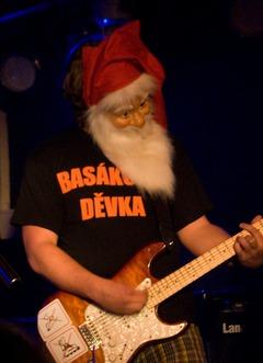 Profilový obrázek Christmas SAXpunk session
