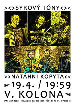 Profilový obrázek Syrový koncert v V. koloně