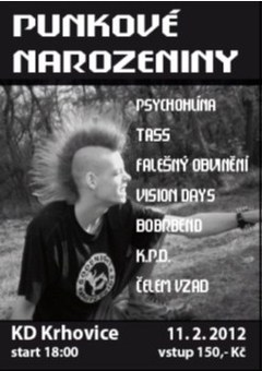 Profilový obrázek Punkové narozeniny