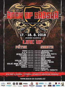 Profilový obrázek Rock of Sadská 2018