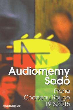 Profilový obrázek Audiomemy / Šodó / Prime Services - Live from Chapeau Rouge