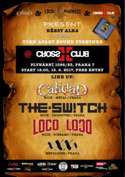 Profilový obrázek Calidad (křest alba) + The.Switch + Loco Loco + xXXx
