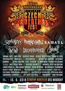 Profilový obrázek MetalGate Czech Death Fest X.