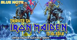 Profilový obrázek Tribute to Iron Maiden, Blood Brothers, Nové Mesto nad Váhom