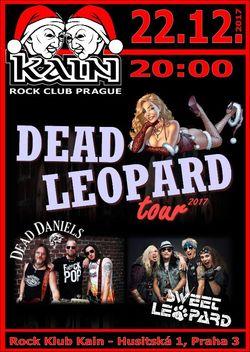 Profilový obrázek Dead Leopard Tour 2017 / xmas party