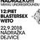 Profilový obrázek Koncert pro podporu Nádražky a poslední koncert 12:PIET v Praze do roku 2020