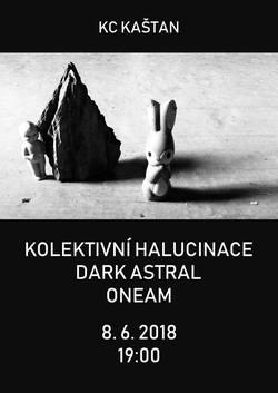 Profilový obrázek Kolektivní Halucinace v Kaštanu support Dark Astral, OneAm