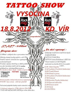 Tatoo Show Vysočina
