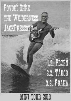 Profilový obrázek Mini tour: Povodí Ohře, The Wilderness a JackPrescott! - Tábor