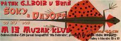 Profilový obrázek Šoky & Day Off & BezHome: M-13 Muzak klub gig