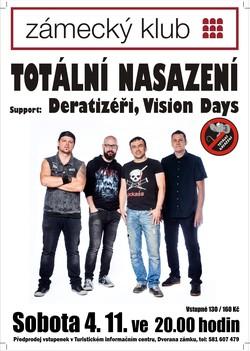 Totální nasazení / Deratizéři / Vision days
