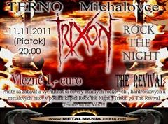 Profilový obrázek Rock Hardrock Metal (covers) Night