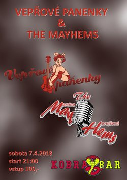 Profilový obrázek Vepřové Panenky & The MayHems