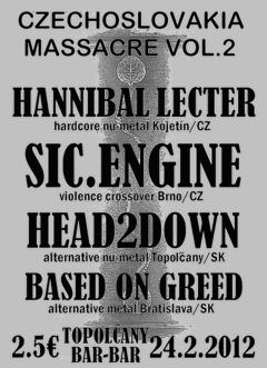 Profilový obrázek Czechoslovakia massacre vol.2