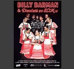 Profilový obrázek Billy Barman & Dievčatá zo SĽUK-u - Potichu