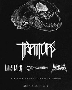 Profilový obrázek Traitors (USA) + Lotus Eater (UK) + Madafaka + The Contradiction
