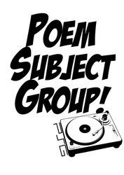 Profilový obrázek Poem Subject (group)