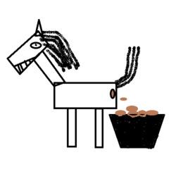 Profilový obrázek Koně s hnojem