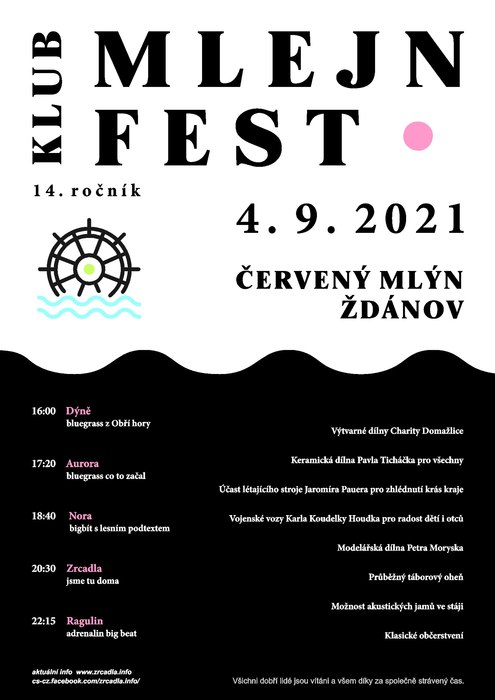 MlejnFest 4.9.2021