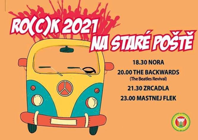 RO(C)K 2021 na Staré Poště