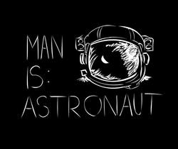 Profilový obrázek Man Is: Astronaut