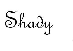 Profilový obrázek Shady