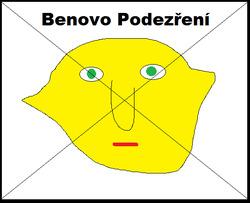 Profilový obrázek Benovo Podezření