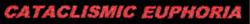 Profilový obrázek Cataclismic Euphoria