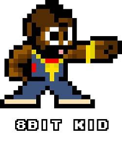 Profilový obrázek 8Bit kid