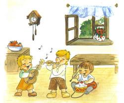 Profilový obrázek Dětské bezva písničky pro kluky a holčičky