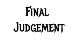 Profilový obrázek Final Judgement