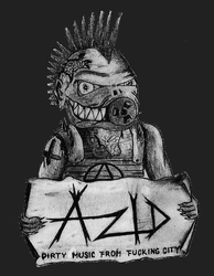 Profilový obrázek Azid