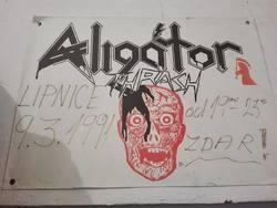 Profilový obrázek Aligátor