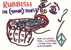 Profilový obrázek Rubbish In (Your) Toast