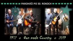 Profilový obrázek Paroháči sk band