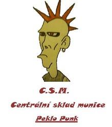 Profilový obrázek Centrální sklad munice