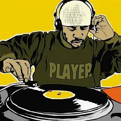Profilový obrázek DJ. Rohle