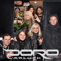 Profilový obrázek Doro & Warlock Revival