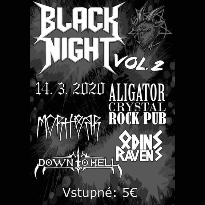 Black Night Vol. 2