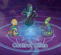 Profilový obrázek Control Alien