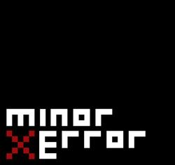 Profilový obrázek Minor Error