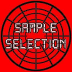 Profilový obrázek Sample Selection