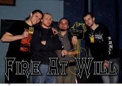 Profilový obrázek Fire at will