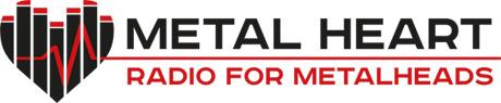 Logo Metal Heart Radio