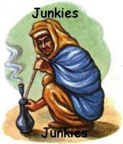 Profilový obrázek Junkies
