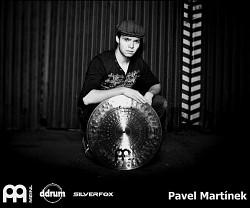 Profilový obrázek Pavel Martínek drummer