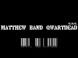 Profilový obrázek Matthew Band Qwartdead