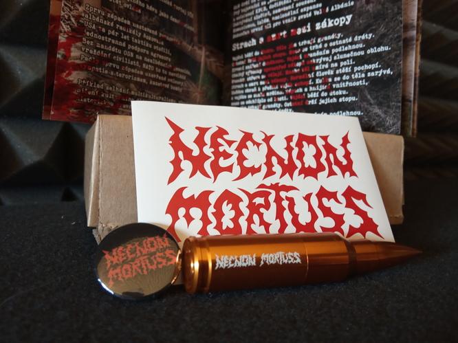 Album Necnon Mortuss
